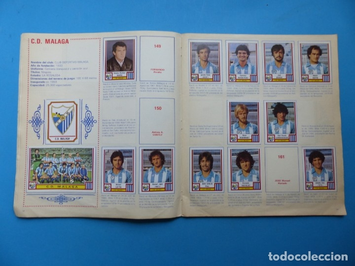 Coleccionismo deportivo: ALBUM CROMOS - FUTBOL 83 - PANINI - VER DESCRIPCION Y FOTOS - Foto 11 - 176639127