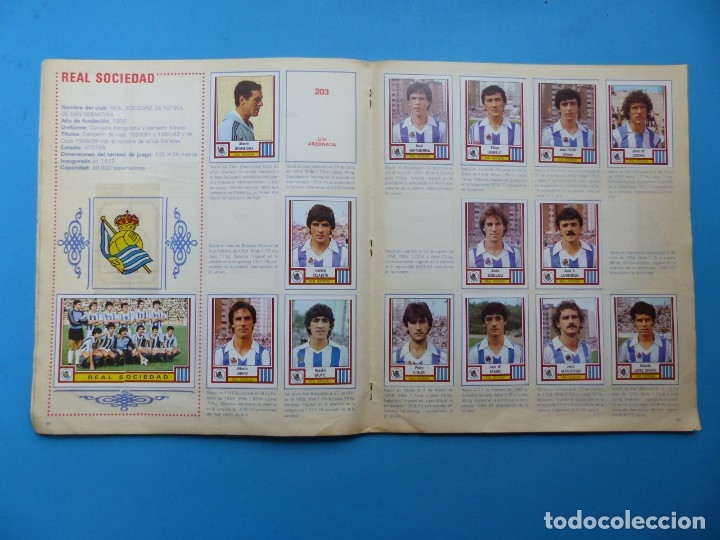 Coleccionismo deportivo: ALBUM CROMOS - FUTBOL 83 - PANINI - VER DESCRIPCION Y FOTOS - Foto 14 - 176639127