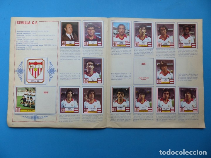 Coleccionismo deportivo: ALBUM CROMOS - FUTBOL 83 - PANINI - VER DESCRIPCION Y FOTOS - Foto 17 - 176639127