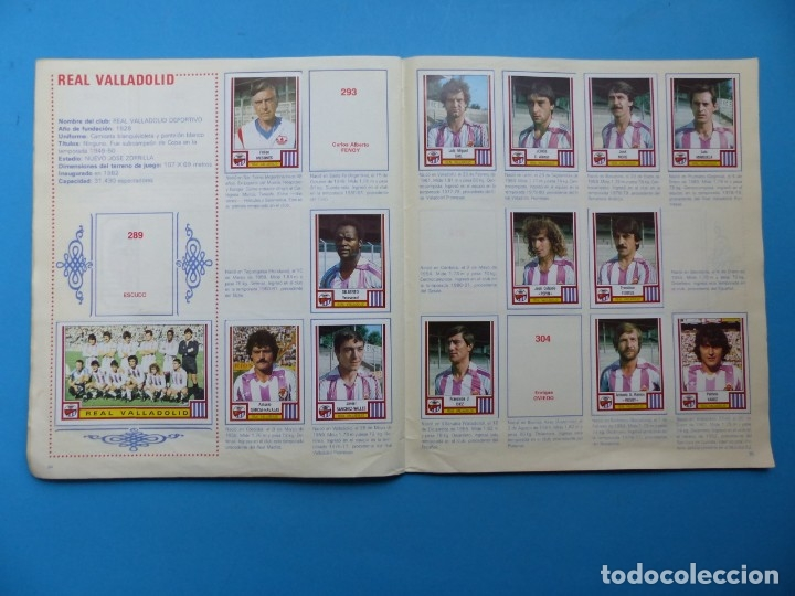 Coleccionismo deportivo: ALBUM CROMOS - FUTBOL 83 - PANINI - VER DESCRIPCION Y FOTOS - Foto 19 - 176639127