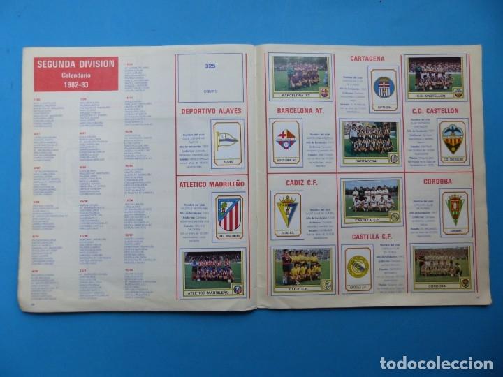 Coleccionismo deportivo: ALBUM CROMOS - FUTBOL 83 - PANINI - VER DESCRIPCION Y FOTOS - Foto 21 - 176639127