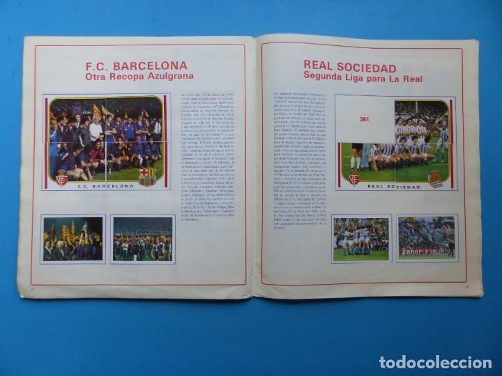 Coleccionismo deportivo: ALBUM CROMOS - FUTBOL 83 - PANINI - VER DESCRIPCION Y FOTOS - Foto 23 - 176639127