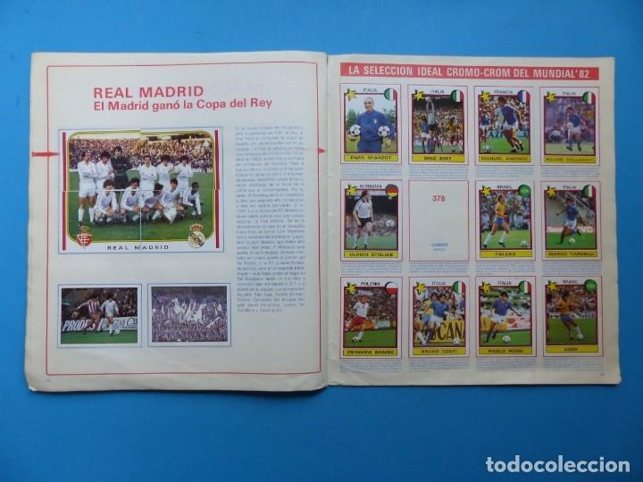 Coleccionismo deportivo: ALBUM CROMOS - FUTBOL 83 - PANINI - VER DESCRIPCION Y FOTOS - Foto 24 - 176639127