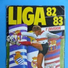 Coleccionismo deportivo: ALBUM CROMOS - LIGA 1982-1983 82-83 - ED. ESTE - TIENE 304 CROMOS - VER DESCRIPCION Y FOTOS. Lote 176641224