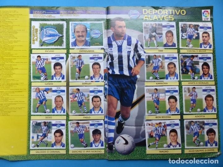 Coleccionismo deportivo: ALBUM CROMOS - LIGA 1999-2000 99-00 - ED. ESTE - TIENE 395 CROMOS - VER DESCRIPCION Y FOTOS - Foto 2 - 176681364