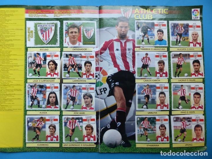 Coleccionismo deportivo: ALBUM CROMOS - LIGA 1999-2000 99-00 - ED. ESTE - TIENE 395 CROMOS - VER DESCRIPCION Y FOTOS - Foto 4 - 176681364