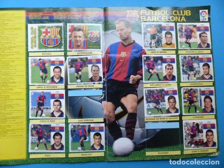 Coleccionismo deportivo: ALBUM CROMOS - LIGA 1999-2000 99-00 - ED. ESTE - TIENE 395 CROMOS - VER DESCRIPCION Y FOTOS - Foto 7 - 176681364