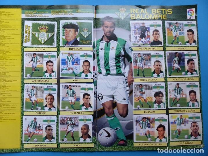 Coleccionismo deportivo: ALBUM CROMOS - LIGA 1999-2000 99-00 - ED. ESTE - TIENE 395 CROMOS - VER DESCRIPCION Y FOTOS - Foto 8 - 176681364
