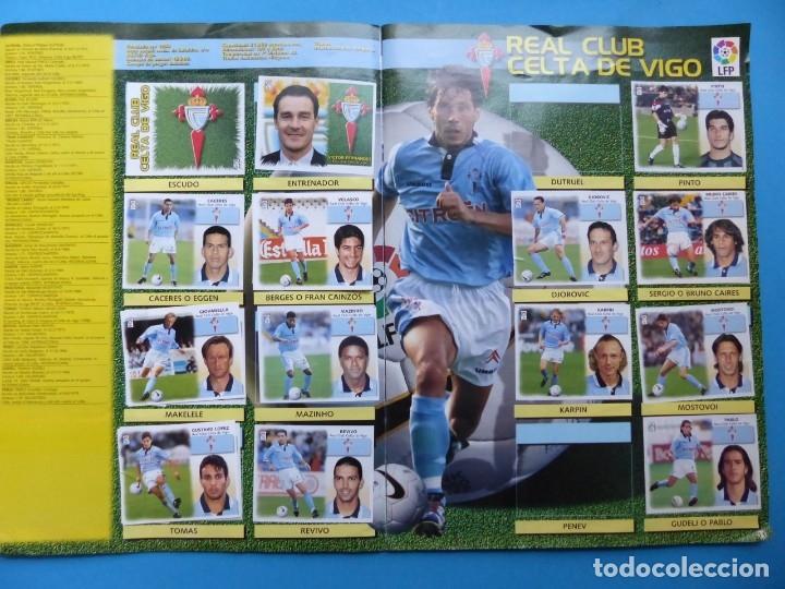 Coleccionismo deportivo: ALBUM CROMOS - LIGA 1999-2000 99-00 - ED. ESTE - TIENE 395 CROMOS - VER DESCRIPCION Y FOTOS - Foto 9 - 176681364