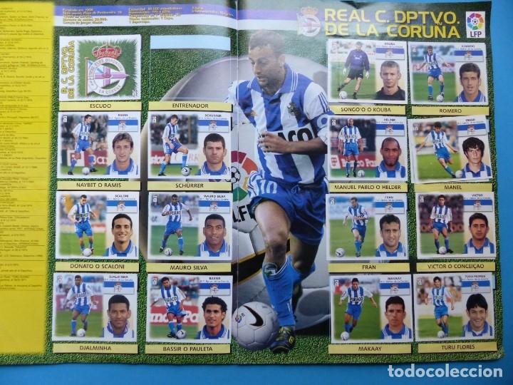 Coleccionismo deportivo: ALBUM CROMOS - LIGA 1999-2000 99-00 - ED. ESTE - TIENE 395 CROMOS - VER DESCRIPCION Y FOTOS - Foto 12 - 176681364