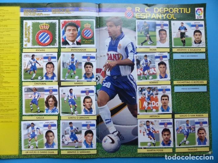 Coleccionismo deportivo: ALBUM CROMOS - LIGA 1999-2000 99-00 - ED. ESTE - TIENE 395 CROMOS - VER DESCRIPCION Y FOTOS - Foto 14 - 176681364