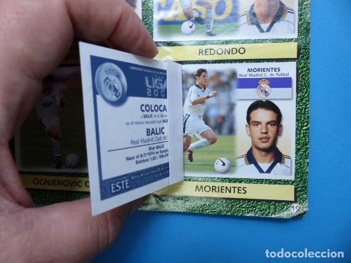Coleccionismo deportivo: ALBUM CROMOS - LIGA 1999-2000 99-00 - ED. ESTE - TIENE 395 CROMOS - VER DESCRIPCION Y FOTOS - Foto 19 - 176681364