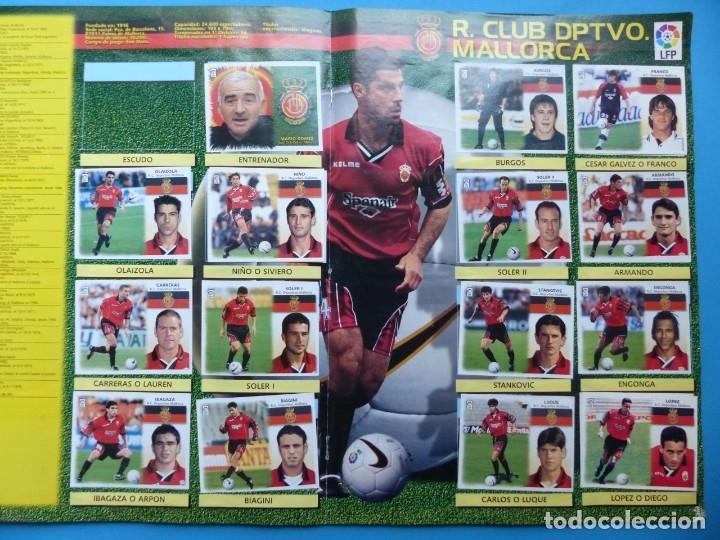 Coleccionismo deportivo: ALBUM CROMOS - LIGA 1999-2000 99-00 - ED. ESTE - TIENE 395 CROMOS - VER DESCRIPCION Y FOTOS - Foto 22 - 176681364