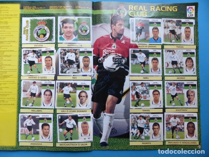 Coleccionismo deportivo: ALBUM CROMOS - LIGA 1999-2000 99-00 - ED. ESTE - TIENE 395 CROMOS - VER DESCRIPCION Y FOTOS - Foto 25 - 176681364