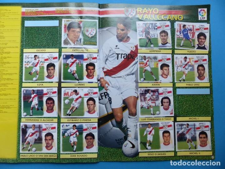 Coleccionismo deportivo: ALBUM CROMOS - LIGA 1999-2000 99-00 - ED. ESTE - TIENE 395 CROMOS - VER DESCRIPCION Y FOTOS - Foto 27 - 176681364