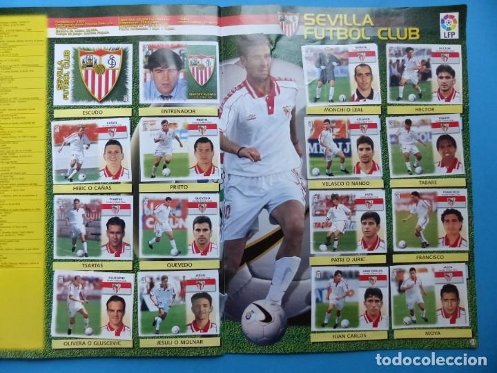 Coleccionismo deportivo: ALBUM CROMOS - LIGA 1999-2000 99-00 - ED. ESTE - TIENE 395 CROMOS - VER DESCRIPCION Y FOTOS - Foto 28 - 176681364