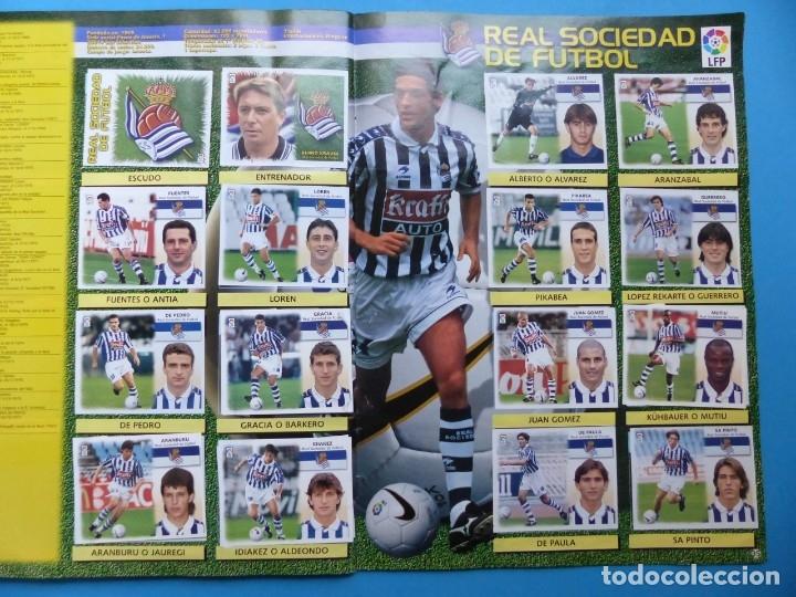 Coleccionismo deportivo: ALBUM CROMOS - LIGA 1999-2000 99-00 - ED. ESTE - TIENE 395 CROMOS - VER DESCRIPCION Y FOTOS - Foto 29 - 176681364