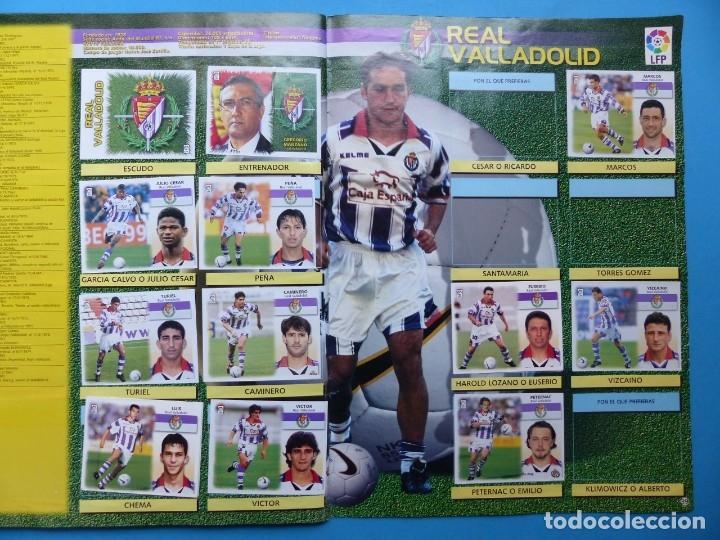 Coleccionismo deportivo: ALBUM CROMOS - LIGA 1999-2000 99-00 - ED. ESTE - TIENE 395 CROMOS - VER DESCRIPCION Y FOTOS - Foto 31 - 176681364