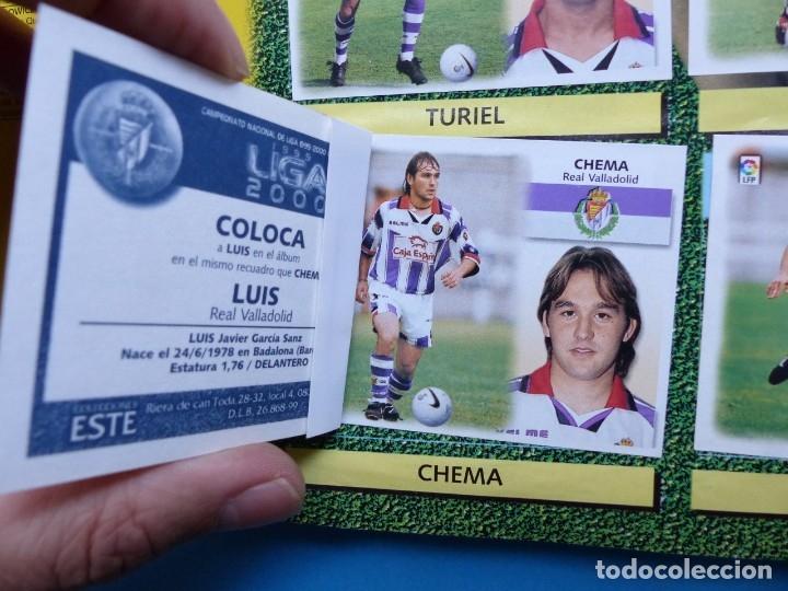 Coleccionismo deportivo: ALBUM CROMOS - LIGA 1999-2000 99-00 - ED. ESTE - TIENE 395 CROMOS - VER DESCRIPCION Y FOTOS - Foto 32 - 176681364