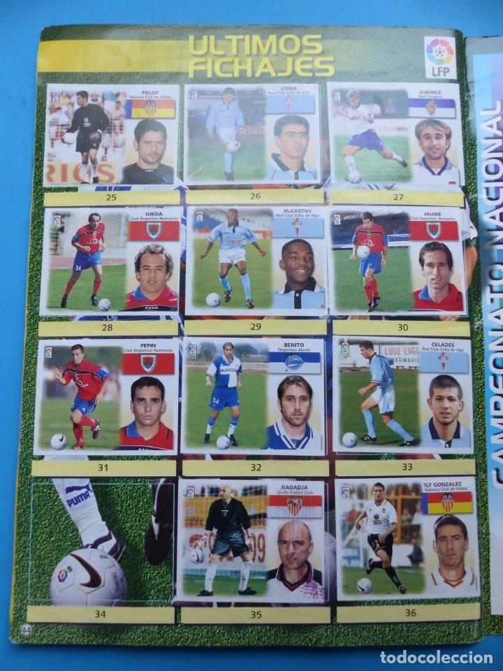Coleccionismo deportivo: ALBUM CROMOS - LIGA 1999-2000 99-00 - ED. ESTE - TIENE 395 CROMOS - VER DESCRIPCION Y FOTOS - Foto 36 - 176681364