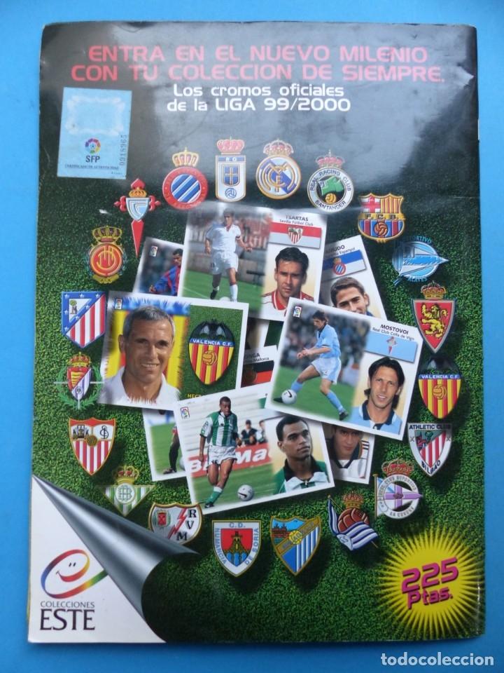 Coleccionismo deportivo: ALBUM CROMOS - LIGA 1999-2000 99-00 - ED. ESTE - TIENE 395 CROMOS - VER DESCRIPCION Y FOTOS - Foto 37 - 176681364