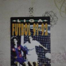 Coleccionismo deportivo: LIGA FÚTBOL 91 92 BIMBO. Lote 177610824