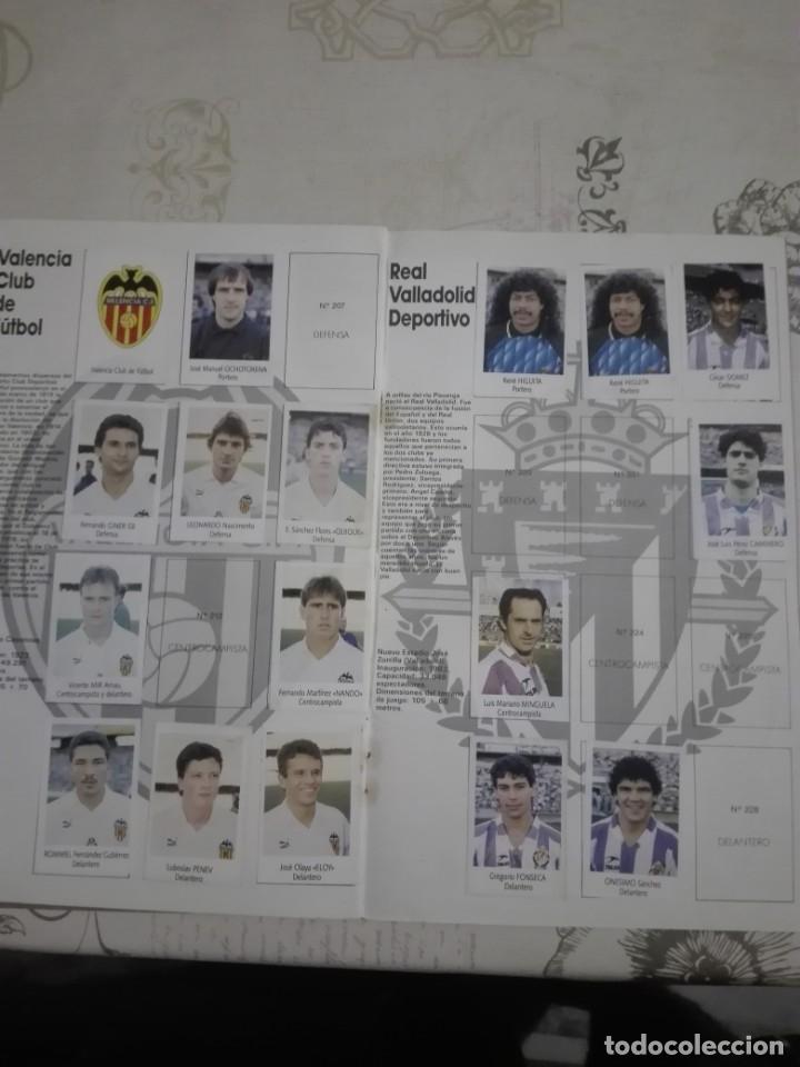 Coleccionismo deportivo: Liga fútbol 91 92 bimbo - Foto 10 - 177610824
