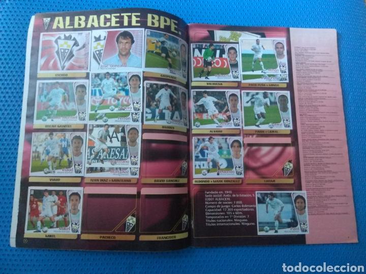 Coleccionismo deportivo: ÁLBUM DE CROMOS FÚTBOL LIGA 2004-2005 04-05, EDICIONES ESTE, INCOMPLETO CON 299-300 CROMOS - Foto 6 - 127015040