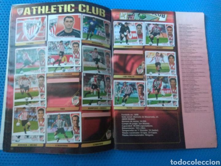 Coleccionismo deportivo: ÁLBUM DE CROMOS FÚTBOL LIGA 2004-2005 04-05, EDICIONES ESTE, INCOMPLETO CON 299-300 CROMOS - Foto 7 - 127015040