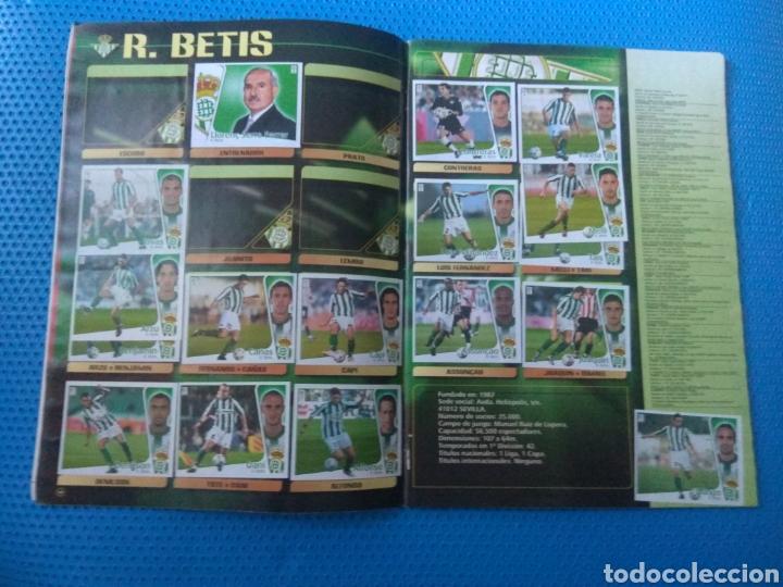 Coleccionismo deportivo: ÁLBUM DE CROMOS FÚTBOL LIGA 2004-2005 04-05, EDICIONES ESTE, INCOMPLETO CON 299-300 CROMOS - Foto 9 - 127015040
