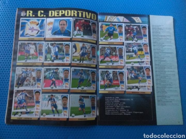 Coleccionismo deportivo: ÁLBUM DE CROMOS FÚTBOL LIGA 2004-2005 04-05, EDICIONES ESTE, INCOMPLETO CON 299-300 CROMOS - Foto 11 - 127015040