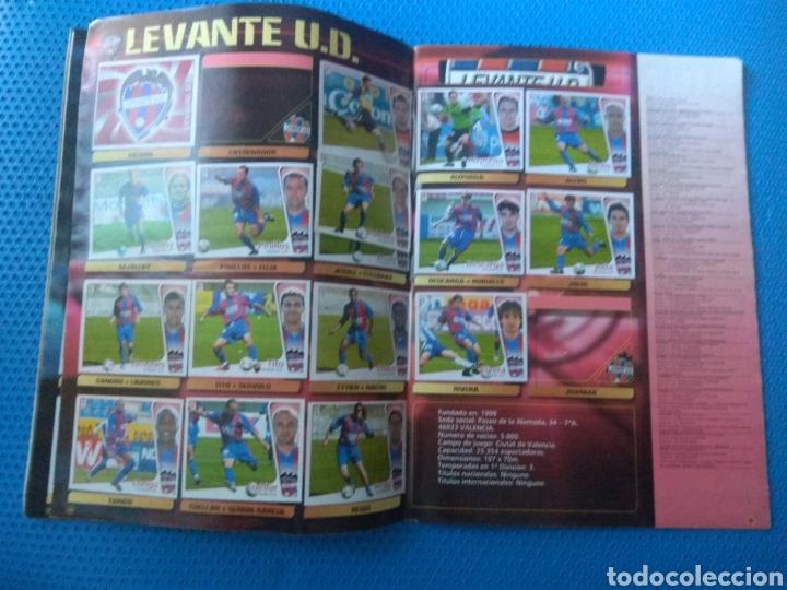 Coleccionismo deportivo: ÁLBUM DE CROMOS FÚTBOL LIGA 2004-2005 04-05, EDICIONES ESTE, INCOMPLETO CON 299-300 CROMOS - Foto 13 - 127015040