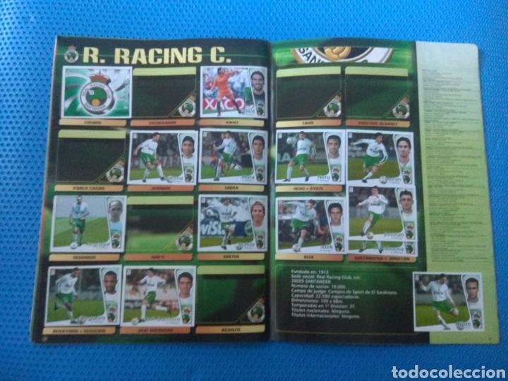Coleccionismo deportivo: ÁLBUM DE CROMOS FÚTBOL LIGA 2004-2005 04-05, EDICIONES ESTE, INCOMPLETO CON 299-300 CROMOS - Foto 20 - 127015040