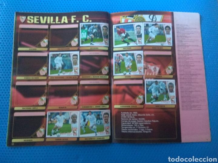 Coleccionismo deportivo: ÁLBUM DE CROMOS FÚTBOL LIGA 2004-2005 04-05, EDICIONES ESTE, INCOMPLETO CON 299-300 CROMOS - Foto 21 - 127015040