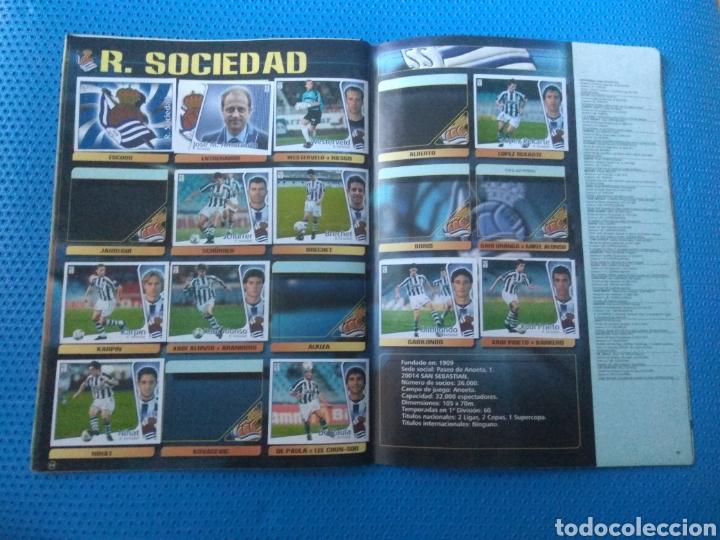 Coleccionismo deportivo: ÁLBUM DE CROMOS FÚTBOL LIGA 2004-2005 04-05, EDICIONES ESTE, INCOMPLETO CON 299-300 CROMOS - Foto 22 - 127015040