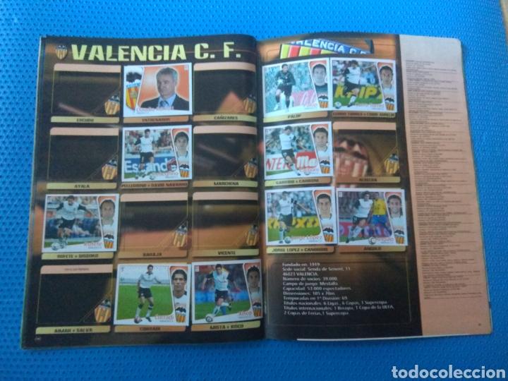 Coleccionismo deportivo: ÁLBUM DE CROMOS FÚTBOL LIGA 2004-2005 04-05, EDICIONES ESTE, INCOMPLETO CON 299-300 CROMOS - Foto 23 - 127015040