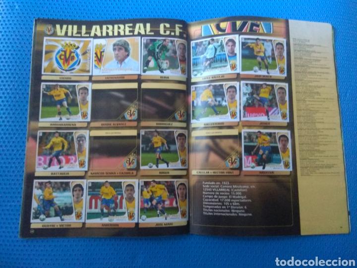 Coleccionismo deportivo: ÁLBUM DE CROMOS FÚTBOL LIGA 2004-2005 04-05, EDICIONES ESTE, INCOMPLETO CON 299-300 CROMOS - Foto 24 - 127015040