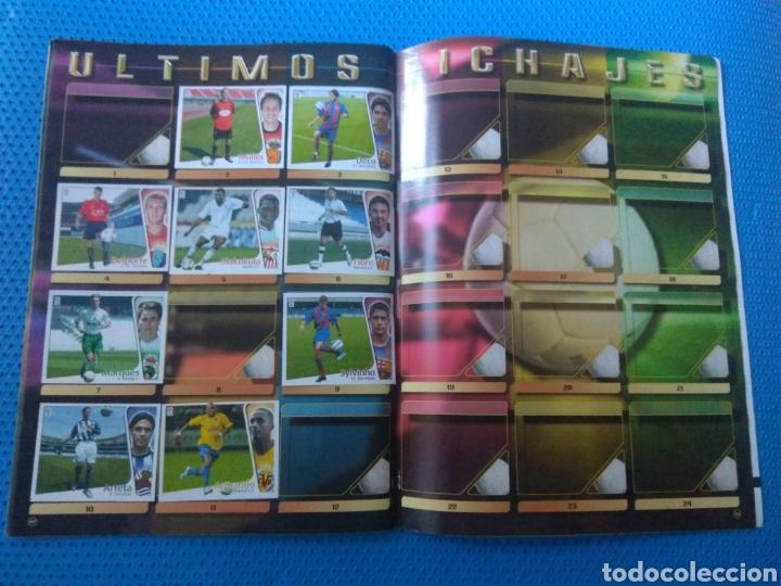 Coleccionismo deportivo: ÁLBUM DE CROMOS FÚTBOL LIGA 2004-2005 04-05, EDICIONES ESTE, INCOMPLETO CON 299-300 CROMOS - Foto 26 - 127015040