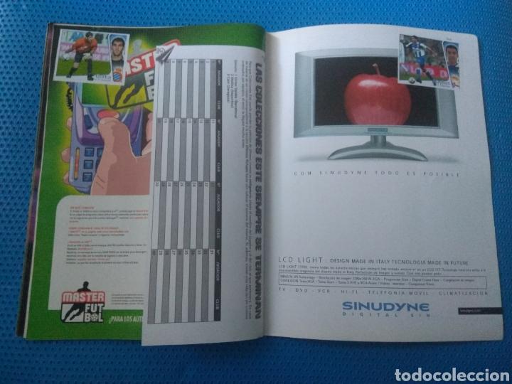 Coleccionismo deportivo: ÁLBUM DE CROMOS FÚTBOL LIGA 2004-2005 04-05, EDICIONES ESTE, INCOMPLETO CON 299-300 CROMOS - Foto 29 - 127015040