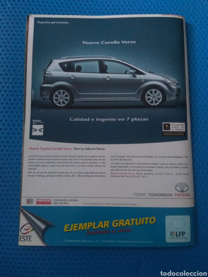 Coleccionismo deportivo: ÁLBUM DE CROMOS FÚTBOL LIGA 2004-2005 04-05, EDICIONES ESTE, INCOMPLETO CON 299-300 CROMOS - Foto 30 - 127015040