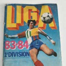 Coleccionismo deportivo: ALBUM CROMOS FUTBOL LIGA 1983 - 1984 / 83 - 84 - A FALTA DE 44 CROMOS. (VER FOTOGRAFÍAS). Lote 177732818