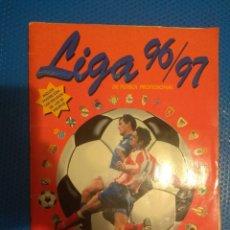 Coleccionismo deportivo: ÁLBUM LIGA 96-97 1996-1997, DE FÚTBOL PROFESIONAL DE PANINI, PARA RECUPERAR. Lote 177757753