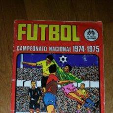 Coleccionismo deportivo: ALBUM CAMPEONATO NACIONAL DE LIGA 1974 1975 RUIZ ROMERO. . Lote 177863858