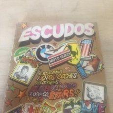 Coleccionismo deportivo: ALBUM ESCUDOS. Lote 177886709