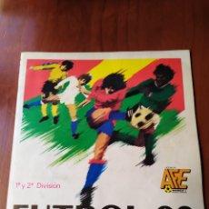 Coleccionismo deportivo: ÁLBUM CROMOS FUTBOL 82 PANINI. Lote 178222915