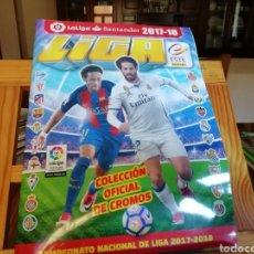 Coleccionismo deportivo: ALBUM FUTBOL ESTE 2017 -2018. INCOMPLETO. Lote 178245746