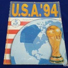 Coleccionismo deportivo: ALBUM FUTBOL USA 94. Lote 178249220