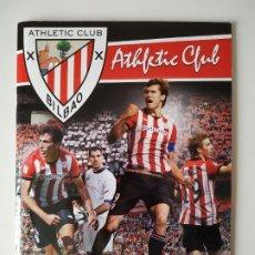 Coleccionismo deportivo: ALBUM COLECCION OFICIAL ATHLETIC CLUB BILBAO 2011 2012 FOOTPRINT. Lote 178280621