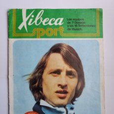 Coleccionismo deportivo: ÁLBUM FÚTBOL XIBECA SPORT. CERVEZAS DAMM. 1973. INCOMPLETO, FALTAN 5 CROMOS.. Lote 178289618