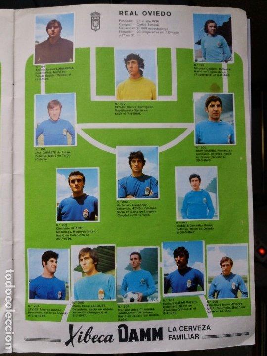 Coleccionismo deportivo: ÁLBUM FÚTBOL XIBECA SPORT. CERVEZAS DAMM. 1973. INCOMPLETO, FALTAN 5 CROMOS. - Foto 18 - 178289618